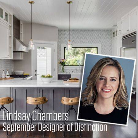 Lindsay Chambers September Designer of Distinction
